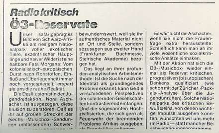 Radio kritsch