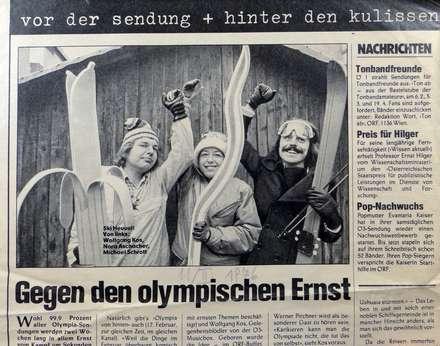 Wolfgang Kos, Nora Aschacher, Michael Schrott
